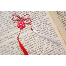 Martisor floare roz