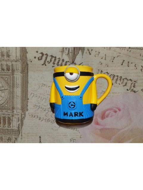 Cana Minion personalizata Mark