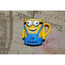 Cana Minion personalizata Laura