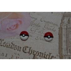 Cercei Pokemon Pokeball mici