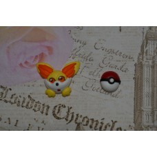 Cercei Pokemon Pokeball Fennekin
