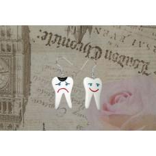 Cercei dintisori