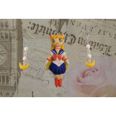 Set brosa - cercei Sailor Moon